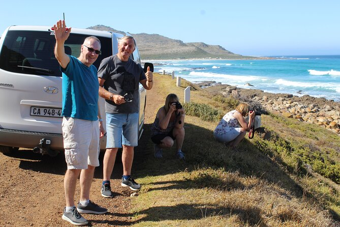 Private Full-Day Tour in Hermanus with Whale Watching