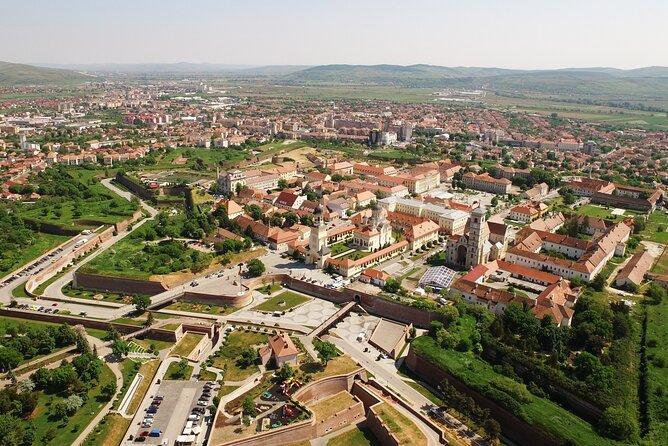 Private Walking Tour of Alba Iulia Citadel with Wine Tasting