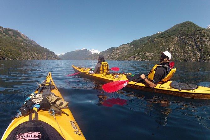 Kayaking in Brazo Tristeza - Full Day Tour in Private Service