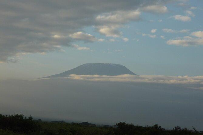 4 Days Safari to Amboseli N/P, Tsavo West N/P, Tsavo East N/P.