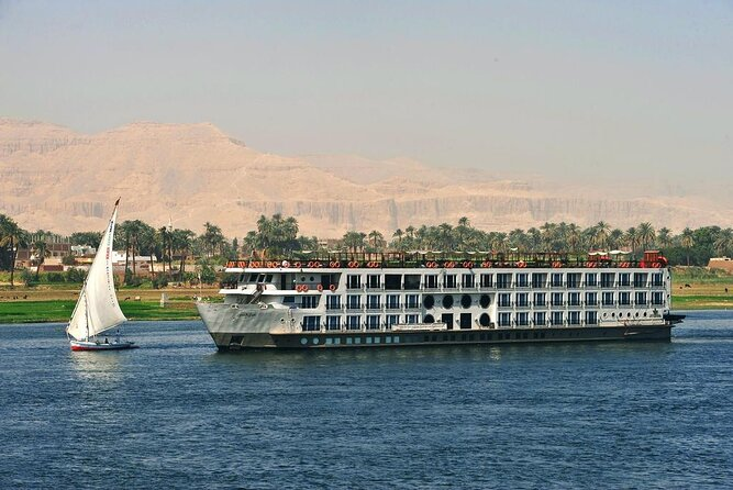 2 nights Aswan and luxor Nile cruise with tours,hot air balloon from marsa alam