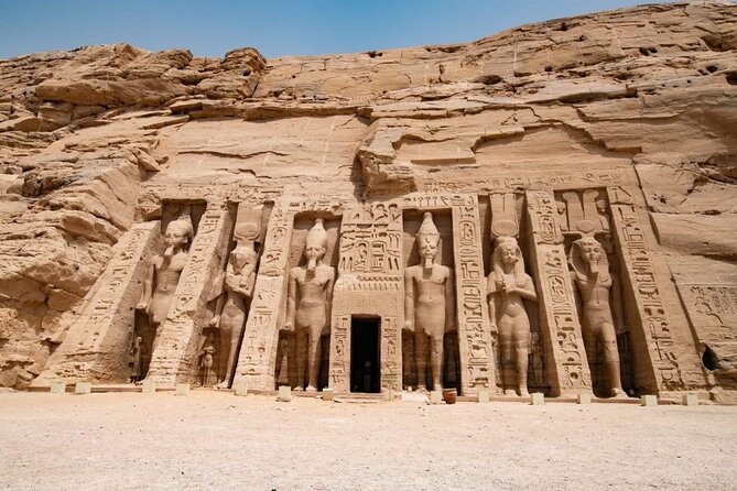 Aswan : Full Day Private Guided Tour to the Legend of Abu Simbel Temples
