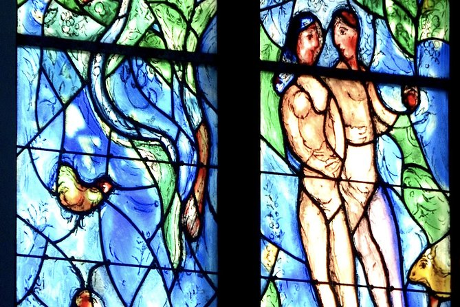 2 Hour Private Guided Walking Tour: Chagall Windows and Old Mainz