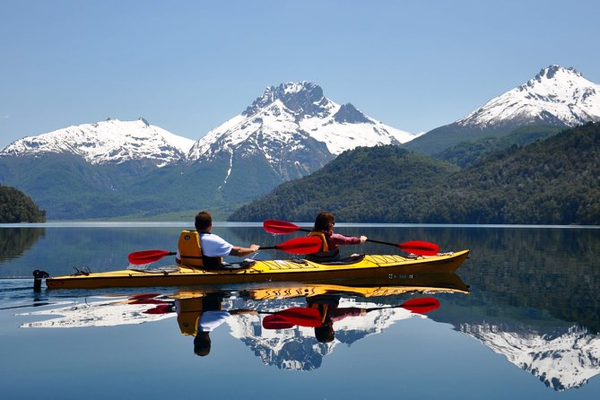 Kayaking in Brazo Tronador - Full Day Tour in Private Service