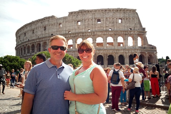Rome Luxury Fullday with Professional English-Speaking Driver