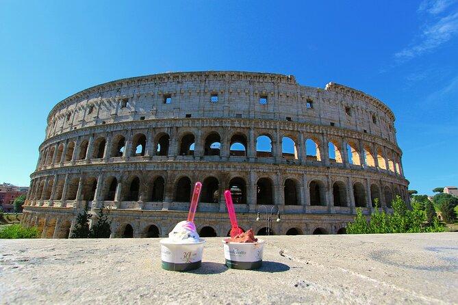 E-bike tour - Rome hidden between street art and street food