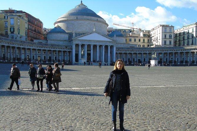 Naples Port ShorExcursion: Best of Naples Walking Tour with Friendly local Guide