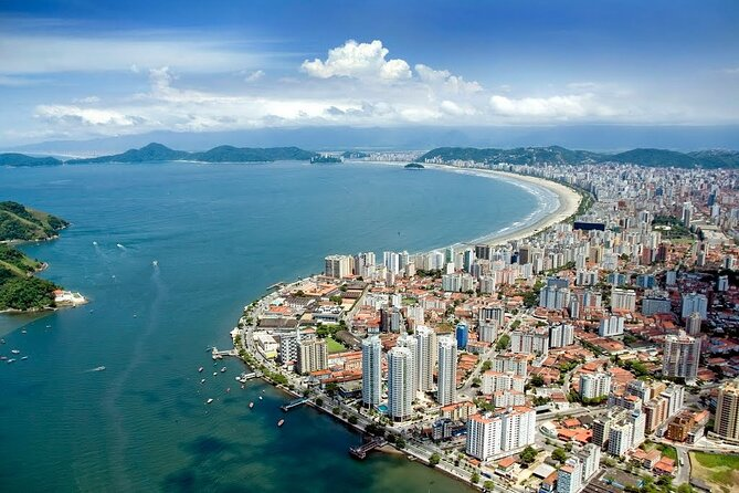 Day Trip Tour to Santos And Guaruja
