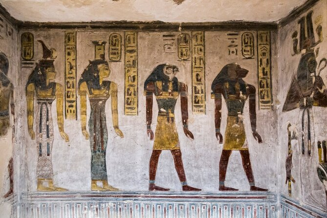 Day Tour In Luxor to The East & West Bank of the Nile
