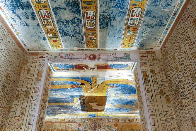 Amazing Day Tour to East and West banks of luxor
