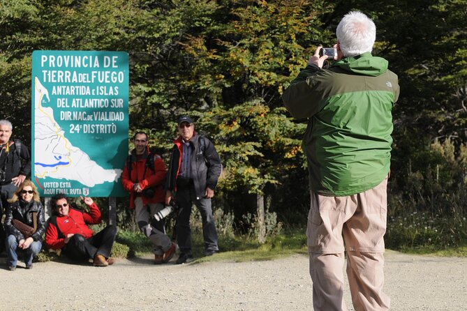 Private Tour: Tierra del Fuego National Park Trekking & Canoeing in Lapataia Bay