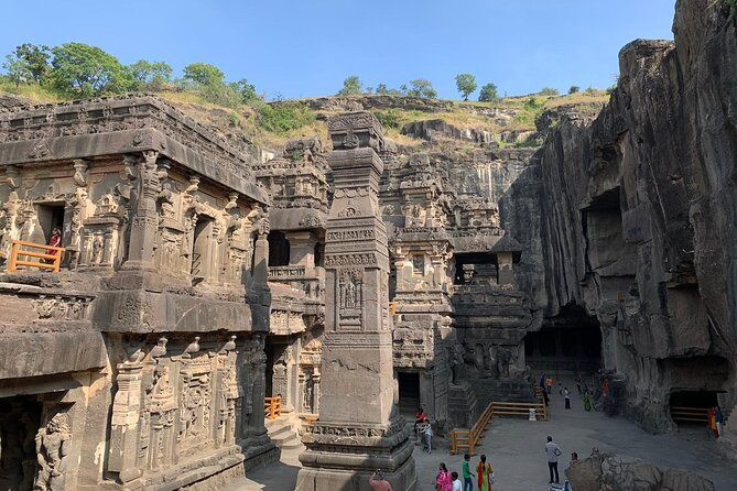 Private 3 Day Tour of Ajanta & Ellora Caves By Car With Guide - All Inclusive