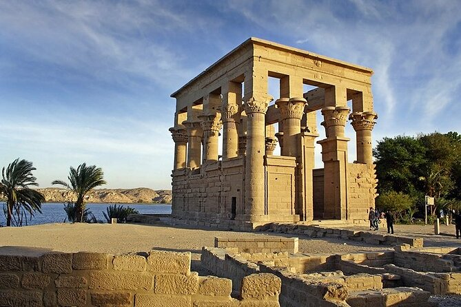 Enjoy Private Tour to Aswan from Luxo visit Edfu,Kom Ombo,Phila & Aswan dam.