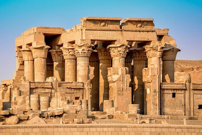 2 nights Nile cruise with tours,hot air balloon from marsa alam