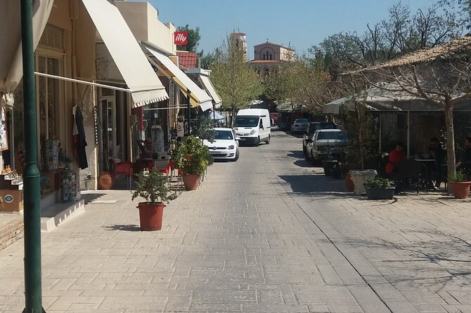 Ancient Corinth & Corinth Canal Half day- 5hrs