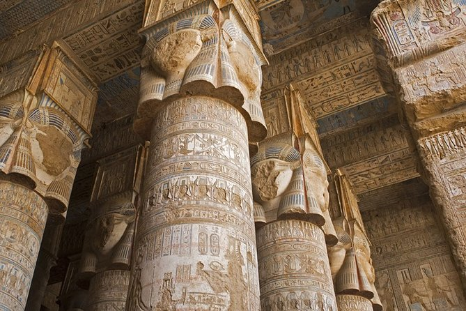 Private 3 Days luxor east and west banks with dendera temple