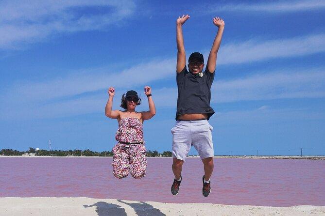 TULAKA PINK ADVENTURE Rio Lagartos & Las Coloradas, The Pink Lakes of Mexico