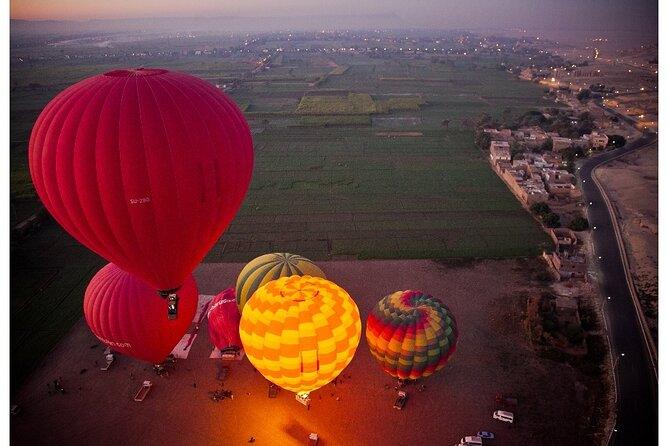 Enjoy 2 nights Nile cruise with tours,hot air balloon from marsa alam