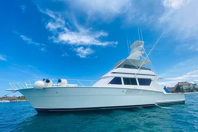 Private fishing charter - Hatteras 60ft Giant Fishing Yacht