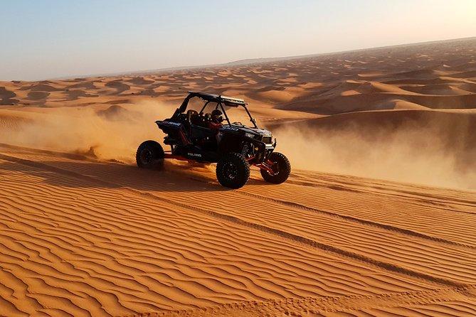 Private Dune Buggy Dubai Safari Tour With Dinner