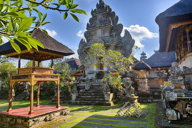Best of Bali Traditional Village Sightseeng Tour include Lunch