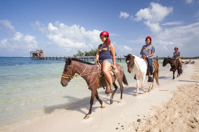 Horseback Riding on the Beach in Punta Cana (Two Hours)