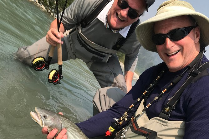 Private Half Day Fly Fishing Trip - Multi Angler