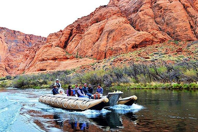 Colorado River Smooth Water Float Trip en van Flagstaff