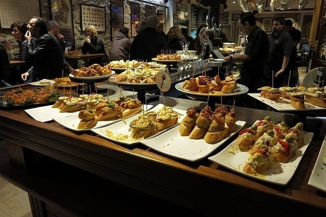PRIVATE, Best tapas in Valencia also know the history and architecture