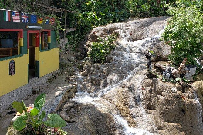 Little Dunns Falls- From Ocho Rios & Runaway Bay