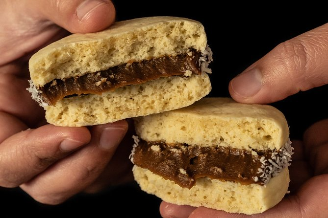 Alfajores Guided Cooking Class (Online Class)