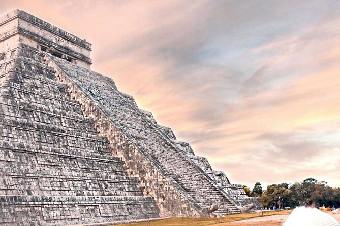 Chichen Itza Mayan adventure