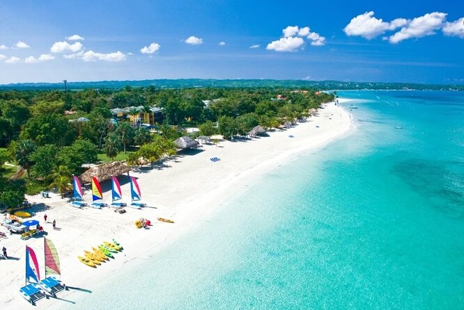 Private Negril Tour From Montego Bay