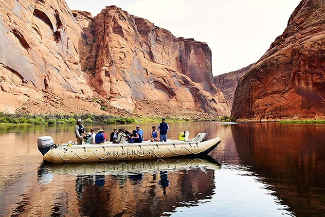 Colorado River Float Full-Day Trip from Sedona or Flagstaff