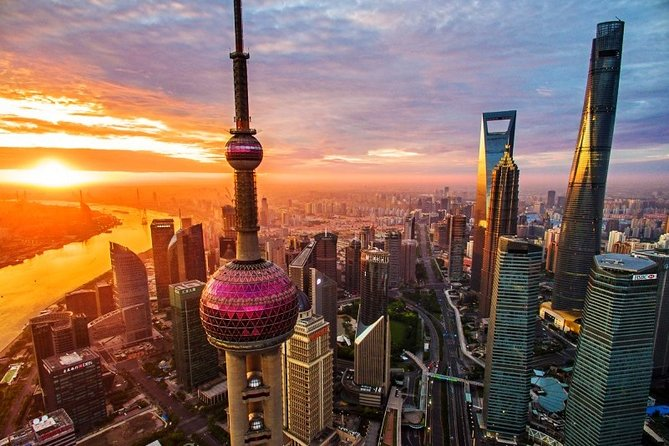 4-Hour Private Flexible Photography Tour of Best Shanghai Scenes