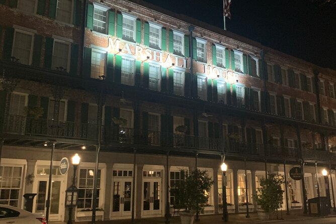 Savannah's Famous Ghost Tour - On-Location Technology (GPS) Guided Experience