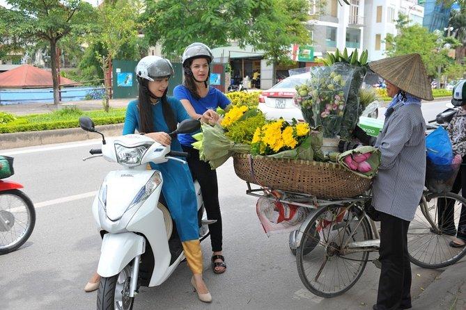 Half day Hanoi Classic on Motorbike