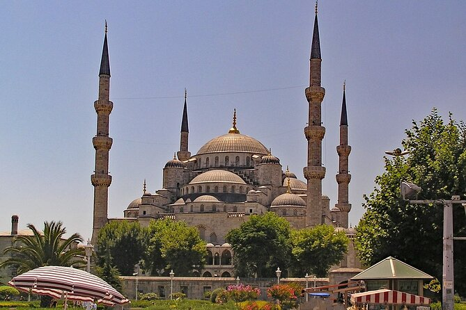 Private Full Day Highlights Tour of Istanbul Including Bosphorus Cruise