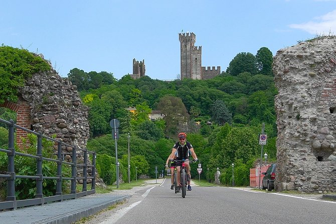 Bike tour Borghetto and Tortellini di Valeggio