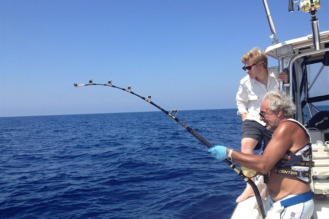 Private Big-Game Fishing in Levanto