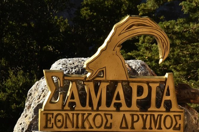 Samaria Gorge Hiking Day Tour From Rethymno
