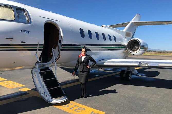 Private Jet to Palenque