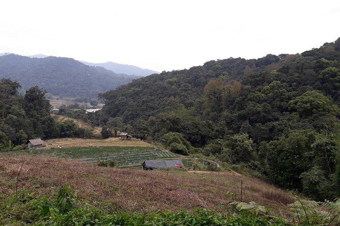 Karen Village and Mae Klang Waterfall