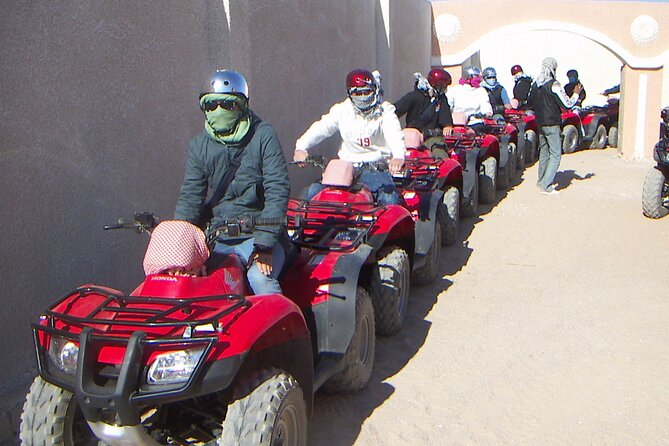 Moto Two hours Safari Excursions from Marsa Alam