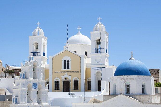 Explore the Secret Treasures of Santorini