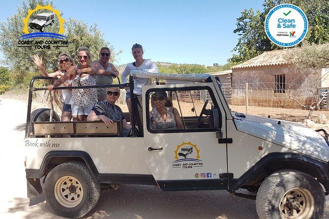 Serra Algarvio Half Day Tour with Jeep Safari