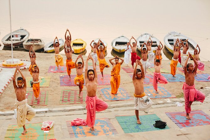 Varanasi Highlights. 1 Day Tour