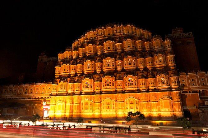 Evening Walking Tour in Jaipur