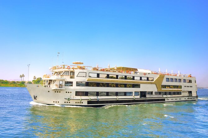 Marsa Alam: 4-Day Aswan and Luxor 5-Star Nile Cruise , Sightseeing & Transfers