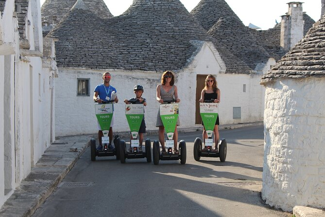 Typical Apulian Trulli tour with wine tasting